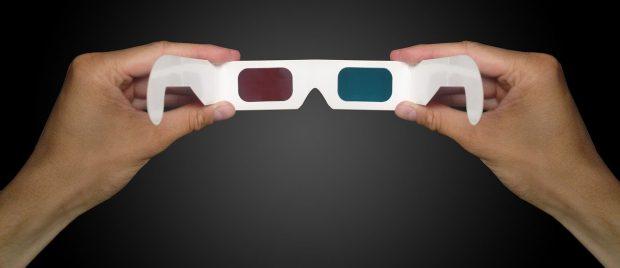 lunettes 3D cinéma